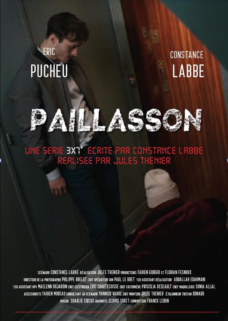 affiche série Paillasson